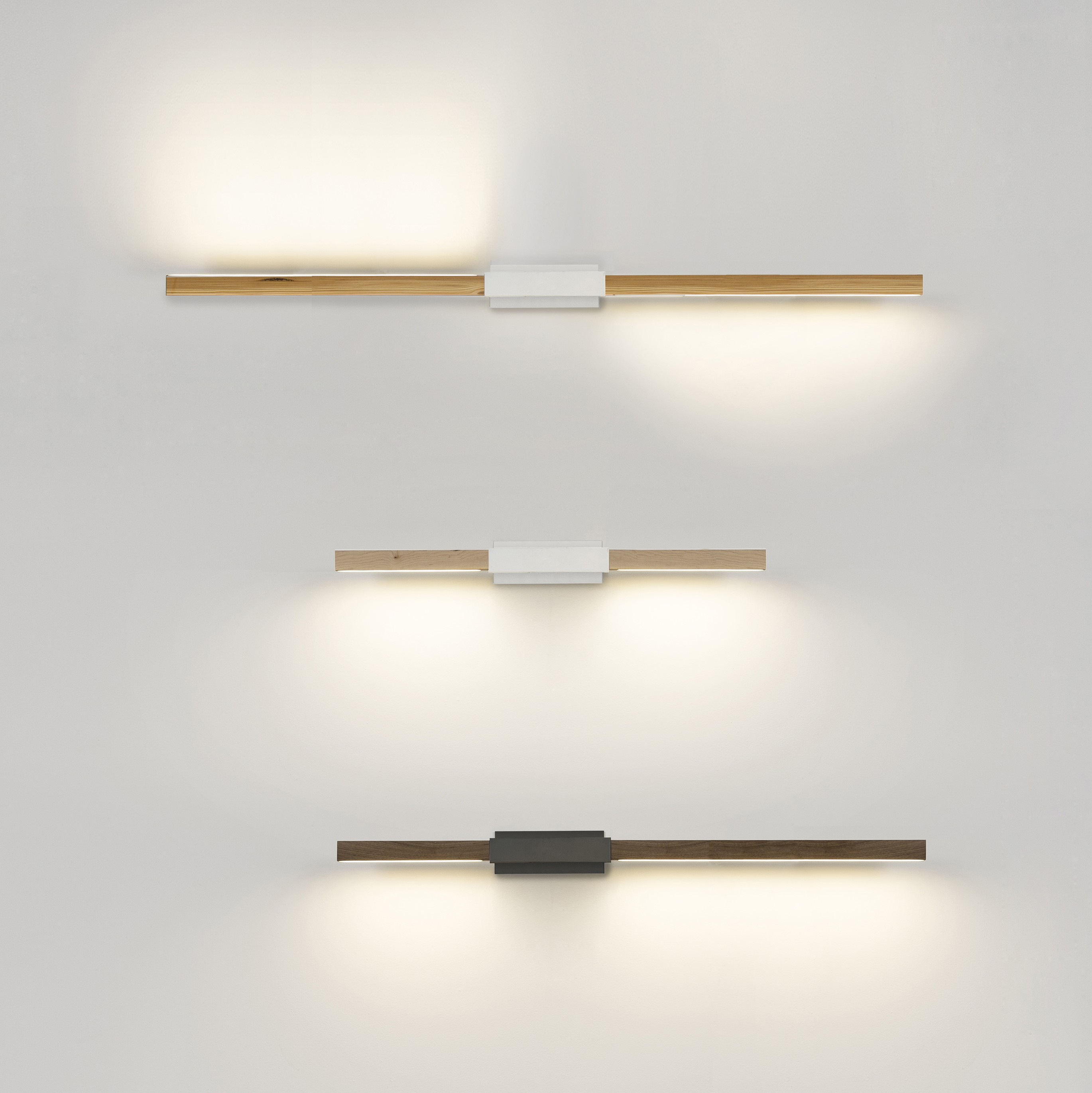 Stickbulb By Rux 2ft Horizontal Sconce Hardwired
